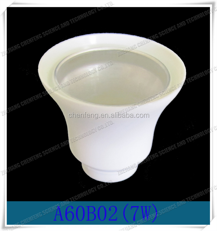A60B02-PBT(7W) Factory Sale Aluminum LED Bulb