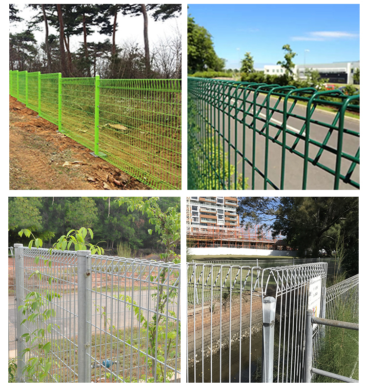 Australian Standard Roll Top Fence or Brc Fence
