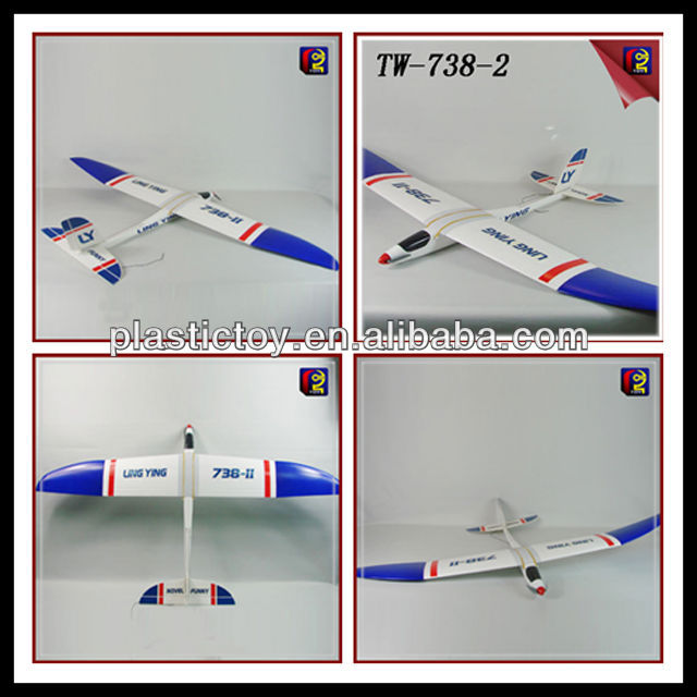 2013 New RC Plane RC Helicopter 3-Channal Soaring Eagle Proportional Radio Control TW-738-2