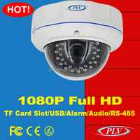 2016 alibaba best seller 2mp outdoor ip camera sd card vadalproof support audio
