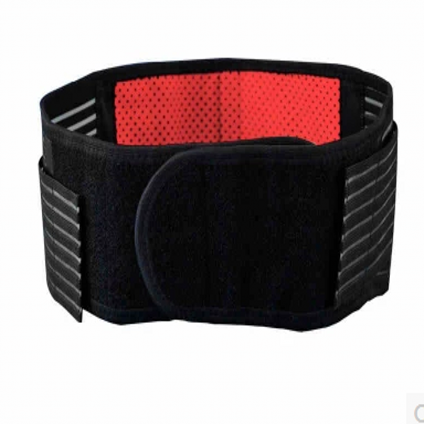 hot selling products Magnetic Double Pull Self Heat Lumbar Support Belt