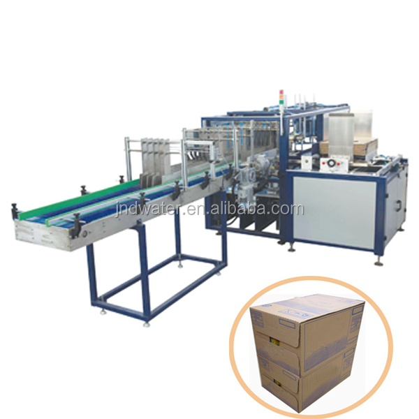Power 10 KW Automatic Carton box Packing Machine