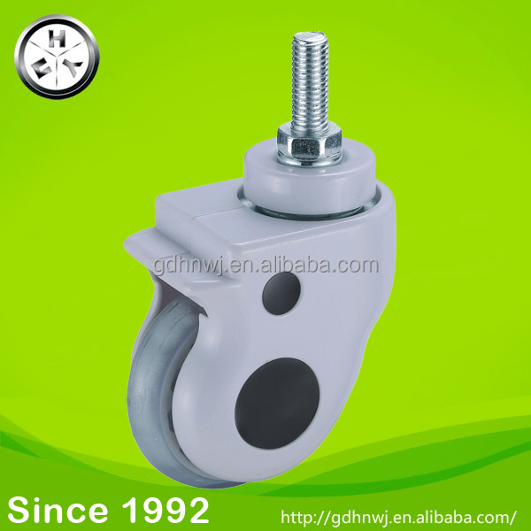 Hospital trolley wheel caster medical appliance caster bed caster