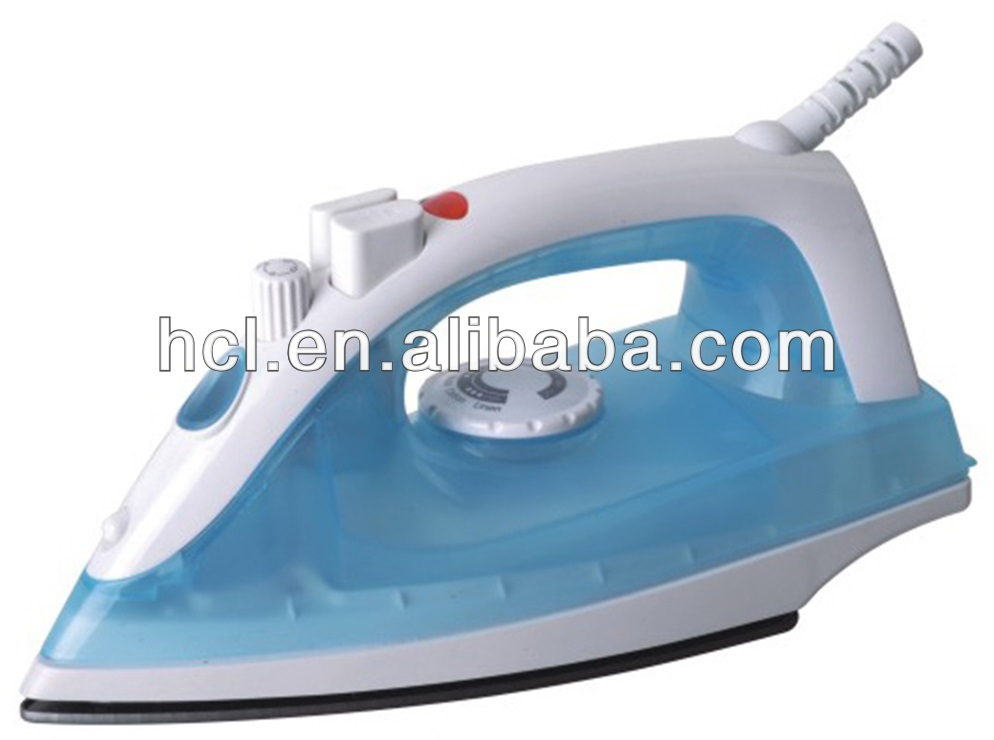 HIR76 types of good quality automatic laundry steam press iron