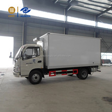 refrigerated cold room van truck refrigerated cube van refrigerated delivery truck