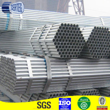 hot dipped galvanized rigid steel conduit /hot dipped steel pipe/galvanized steel pipe
