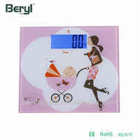 Mother and Baby electronic scale BY868TR