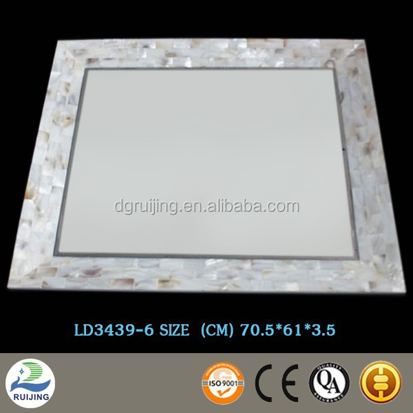 hotel magnifying mirror wall mirror for home decoration