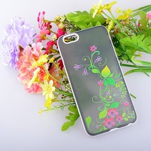 TPU+PC mobile phone case for iphone6 with custom design