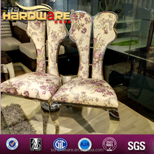 Modern dining room furniture fabric chairs in good taste/antique hotel dining chairs
