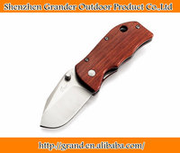 8Cr13Mov Stainless steel folding knife BEE Knives Enlan M027 Camping Knife 5551