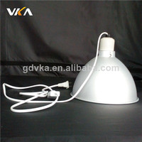 aluminium reflector lamp shade for high bay light parts