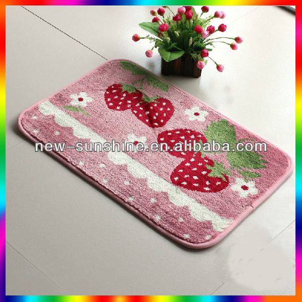 high quality comfortable microfiber quickly-dry door mat