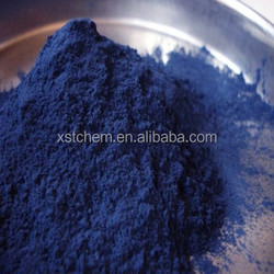 Sale 94% Textile Dyestuffs Materials Dark Indigo Blue