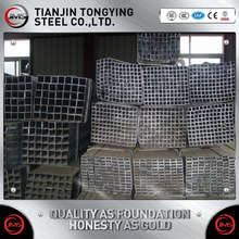 online shopping 150x150mm pre-galvanized square and rectangular steel pipe