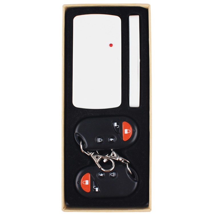 Smart Home Window Door Sensor Alarms Wireless Remote Control Alarm with panic button