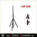 LSP-04S Hight Quality Stainless Adjustable Steel Speaker Stand