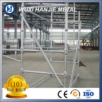 Customized Used Types Of Steel Cuplock Scaffolding For Sale