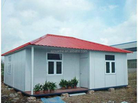 steel structure building of portable dwellings