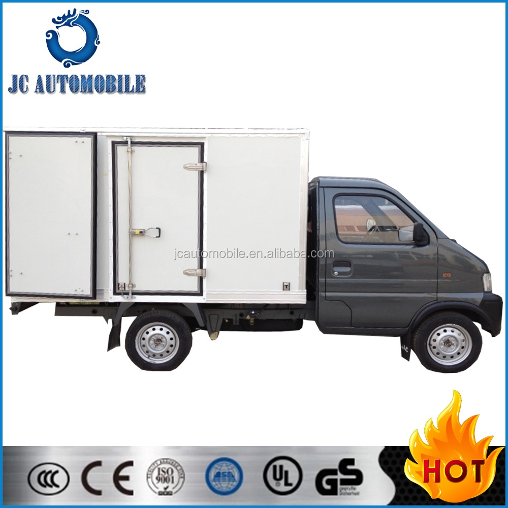 JAC cheap price for mini van truck/light box truck