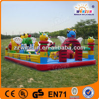 Customized commercial fun outdoor sports games
