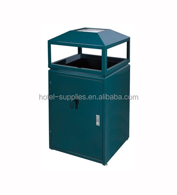 fireproof dustbin