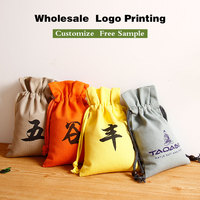 Manufacturer Reusable Customized Promotional Gift Cotton