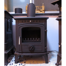 6-8KW High quality hot sale CE certificates antique cast iron wood burning pellet stove HS-X12