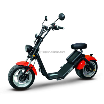 Eec Citycoco Electric Scooter 1200w 2000W Electric Scooter With Fat Tire