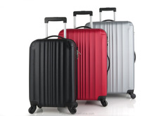 Carry-on Trolley Case Hard side Spinner Suitcase PC+ABS Luggage DC--7007