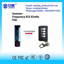 Good Quality Wireless 868.8MHz RF Remote Control Compatible with SOMMER