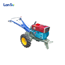 cheap walk behind rototiller agriculture tiller 4 stroke tiller single row plow china walking tractor