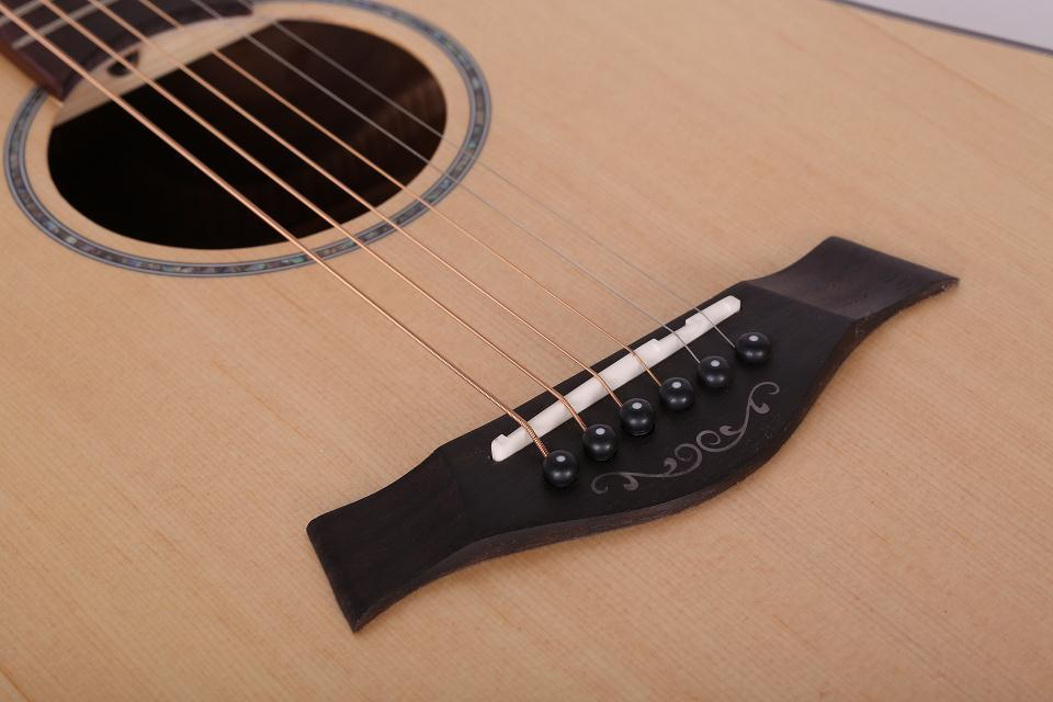 Enya ED-420 acoustic guitar factory