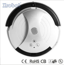 Auto Rechargeable robot vacuum cleaner for home and car wash