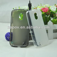 2014 Hot sale PUdding TPU mobile phone cover for zte v889m/n881e/blade 3
