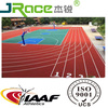 Factory Direct Sale Outdoor Sport Polyurethane Running Athletic Track Synthetic Running Track