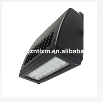 2017 New DLC Approval 25W 5000K 5 Years Warranty slim led wall pack light