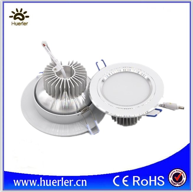 Good price recessed 3w led downlight DC12-24V commercial led downlight light