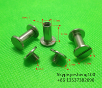 binding post chicago screw male and female screw +86 13537382696