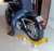 1250lb metal portable motorcycle dolly