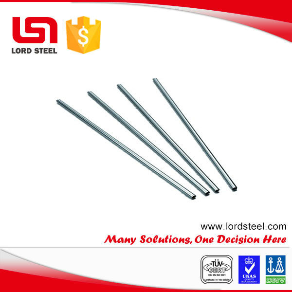 ASTM A269 A213 seamless stainless steel micro tube