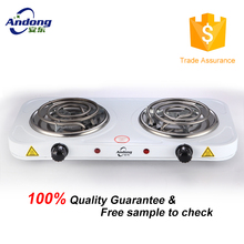 ANDONG electric coil hot plate