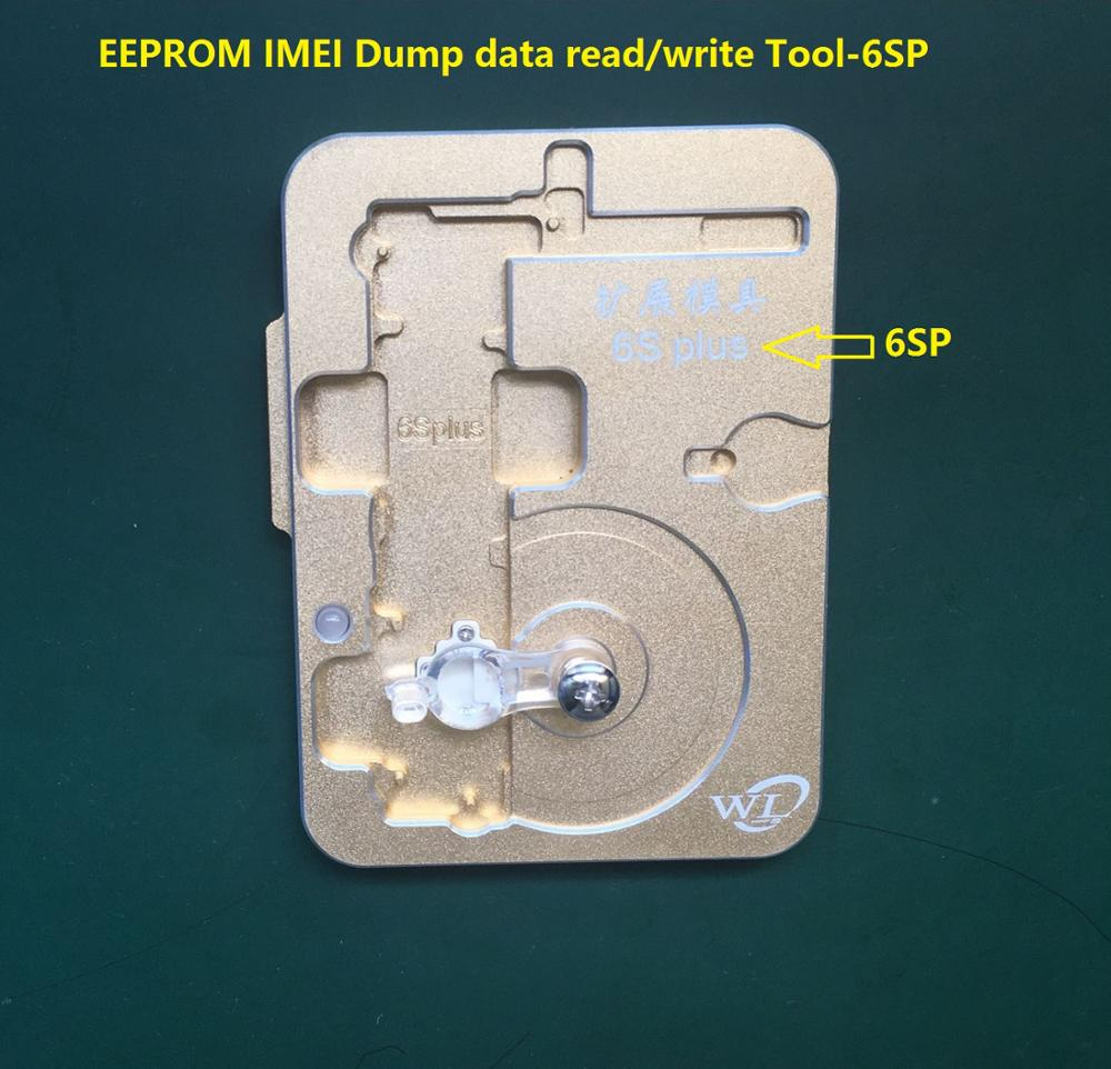 EEPROM IMEI Dump data read write Tool- repairing for iPhone 6SP baseband eeprom error 50 3