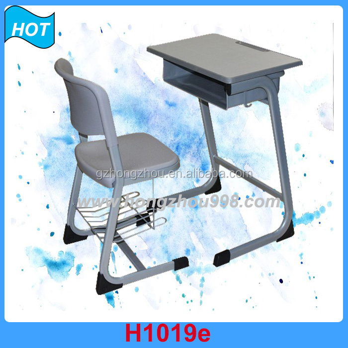 Metal Wooden Childrens Study Tables And Chairs Student Reading Table Chair