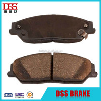 japan parts brake pad 04465-06090 for toyota camry
