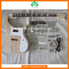 BK015 High quality chinese cheap diy electric bass guitar kit
