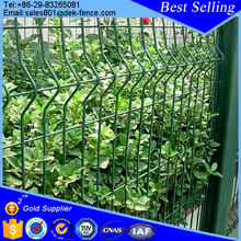 Pasture flower polycarbonate fence panels