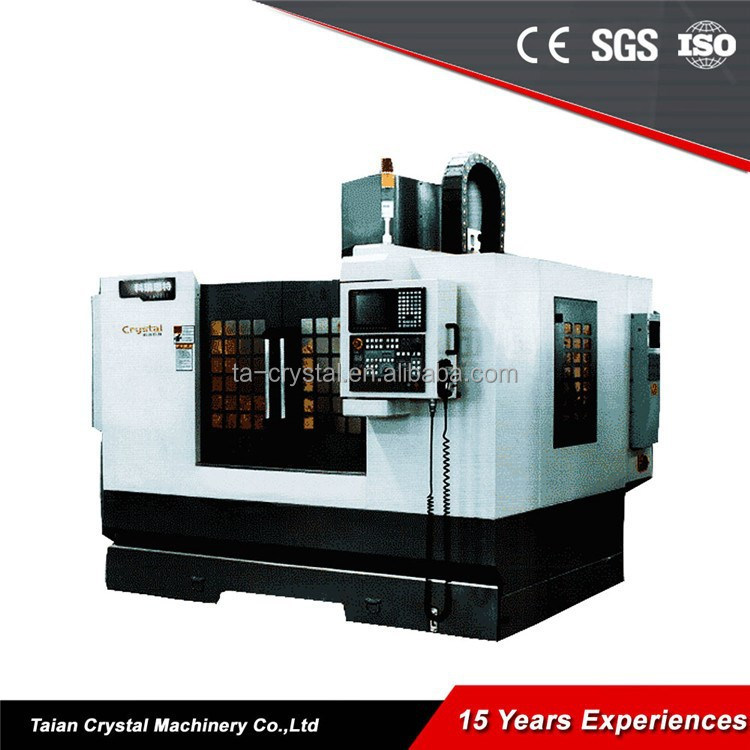 China milling machine with milling machine power feed VMC1060L