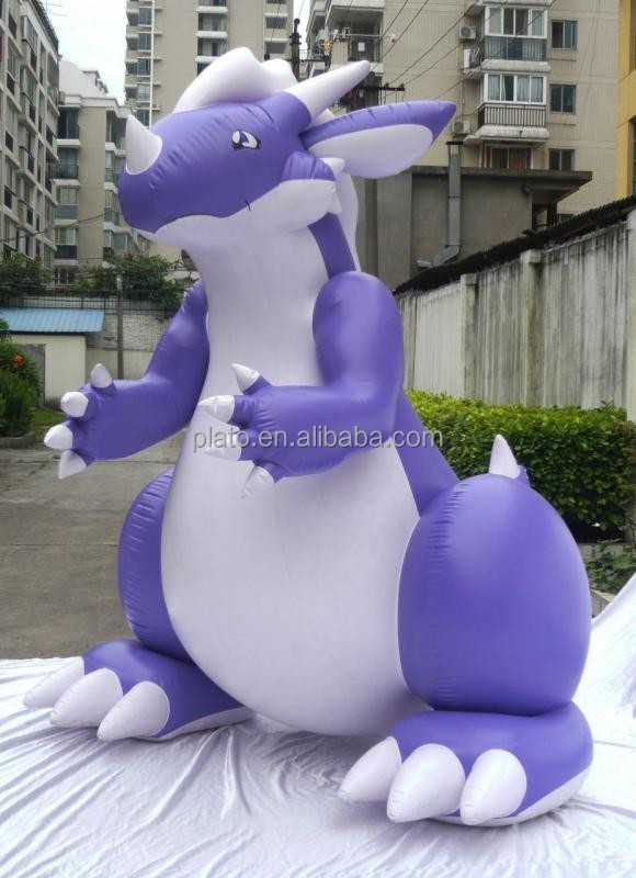 Promoting giant Inflatable dragon for sale !