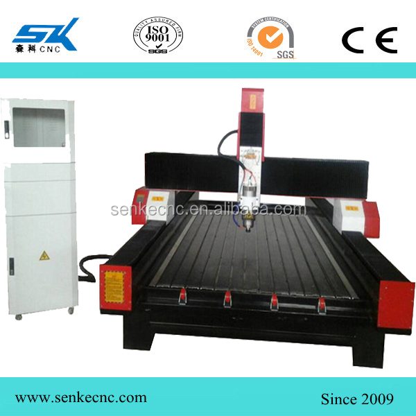 granite/stone/marble countertop making cnc router machine